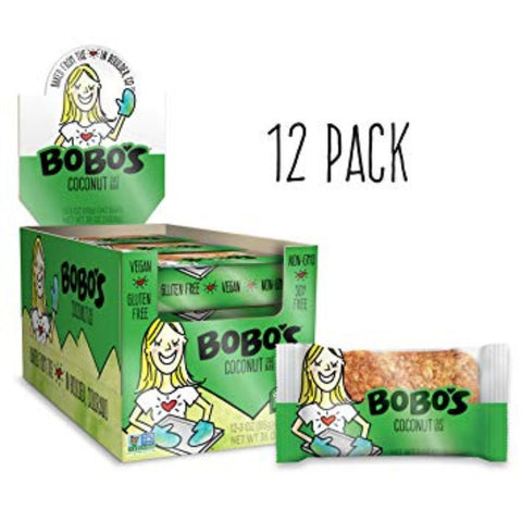 Image of Bobo's Oat Bar Coconut - Gluten Free