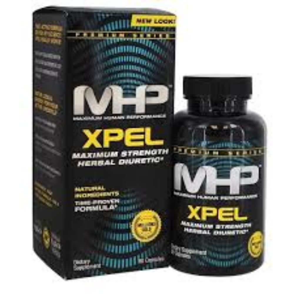 MHP Xpel Pineapple Ginger