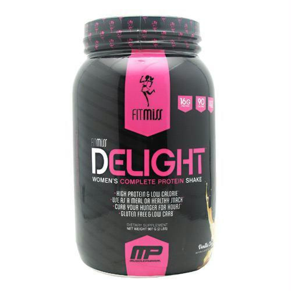 Fit Miss Delight Chocolate Delight - Gluten Free - Vanilla Chai / 2 lb - Supplements