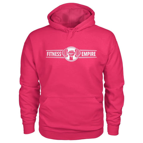 Image of Fitness Empire Hoodie - Heliconia / S - Hoodies