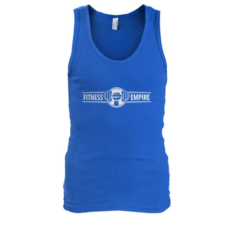 Image of Fitness Empire Tank - Royal / S - Tank Tops