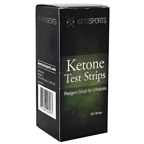 KetoSports Ketone Test Strips - 100 ea - Accessories