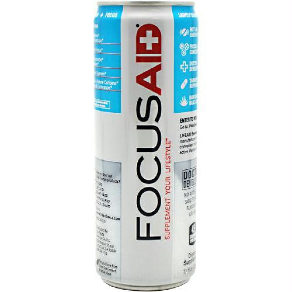 Lifeaid Beverage Company FocusAid - 12 ea - Drinks