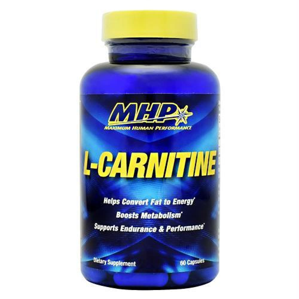 MHP L-Carnitine - 60 ea - Supplements
