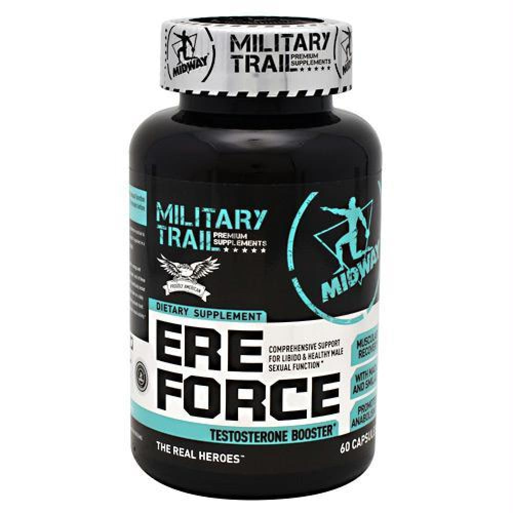 Midway Labs Military Trail Premium Supplements EREforce - 60 ea - Supplements