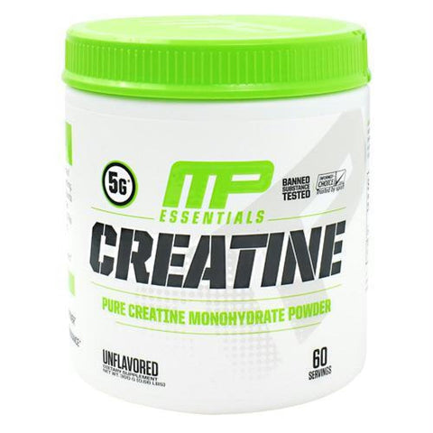 MusclePharm Essentials Creatine Unflavored - Unflavored / 60 ea - Supplements