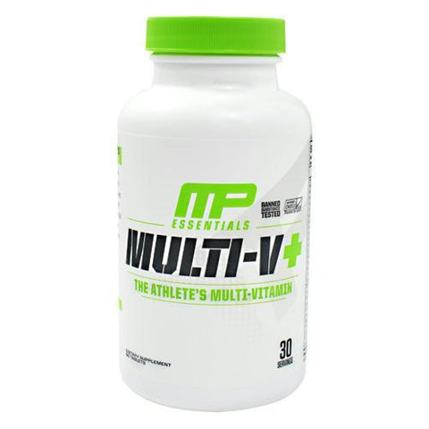MusclePharm Essentials Multi-V+ - 60 ea - Supplements