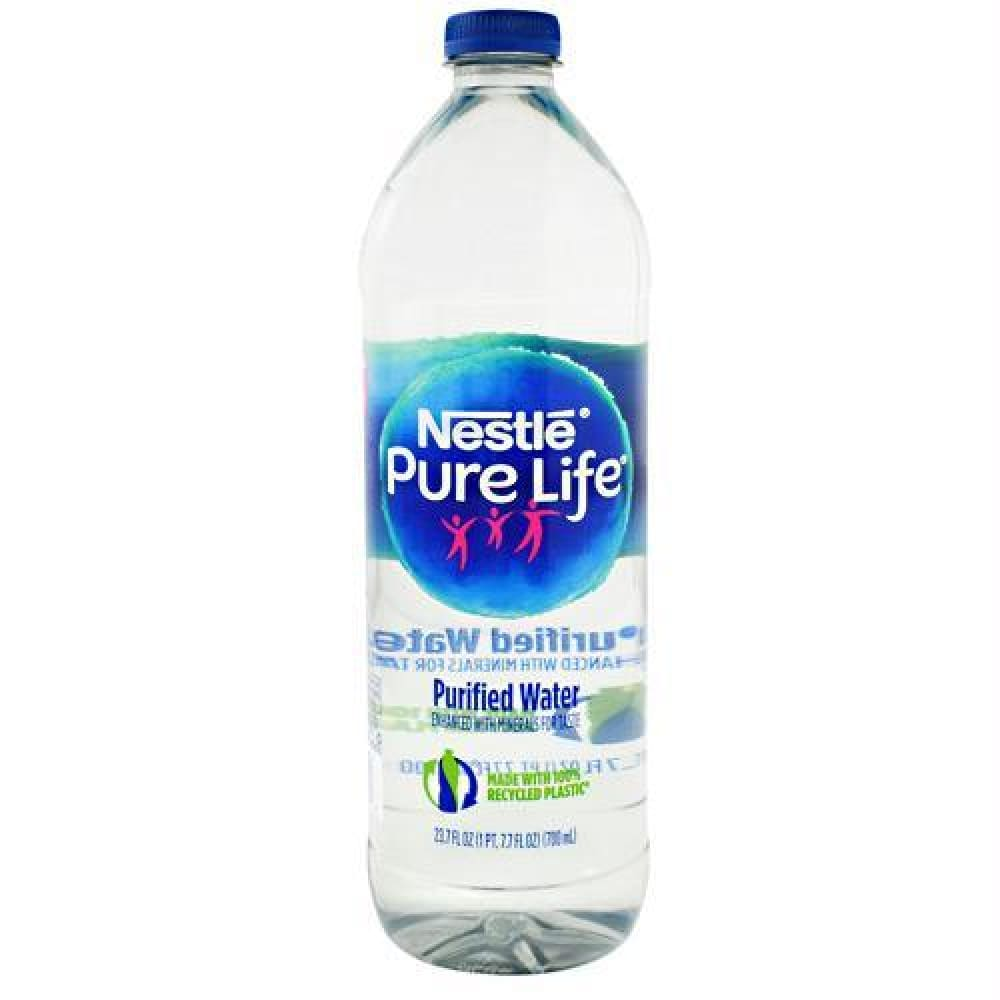 Nestle Waters Nestle Pure Life Water - 24 ea - Drinks
