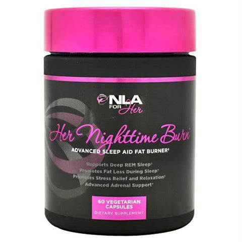 NLA For Her Her Nighttime Burn - 60 ea - Supplements