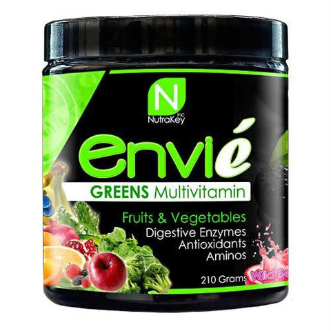 Nutrakey Envie Wild Berry - Wild Berry / 30 ea - Supplements