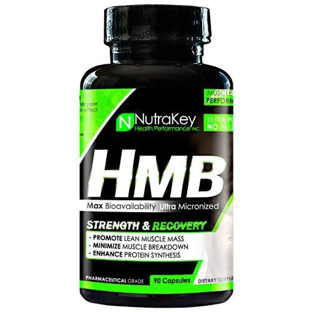 Nutrakey HMB - 90 ea - Supplements