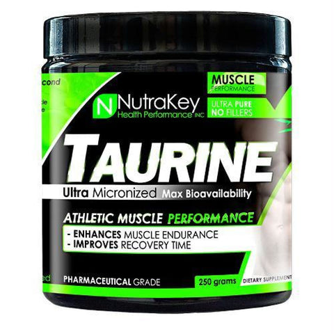 Nutrakey Taurine - 250 g - Supplements