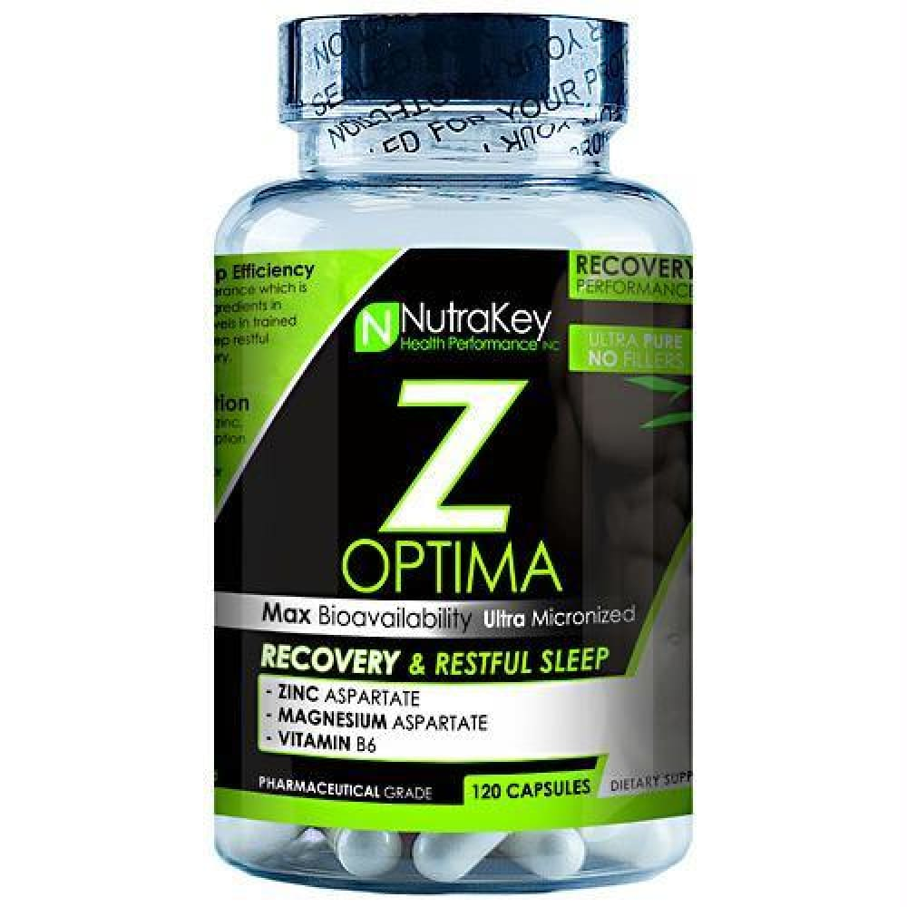 Nutrakey Z Optima - 120 ea - Supplements