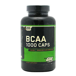 Optimum Nutrition BCAA 1000 - 200 ea - Supplements