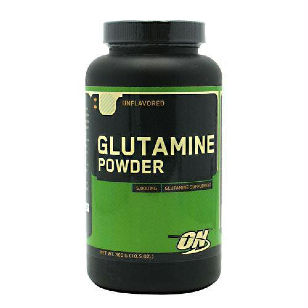 Optimum Nutrition Glutamine Powder Unflavored - Unflavored / 300 g - Supplements