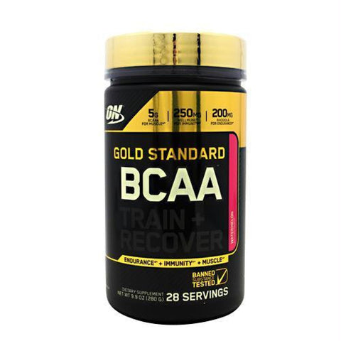 Optimum Nutrition Gold Standard BCAA Strawberry Kiwi - Watermelon / 28 ea - Supplements