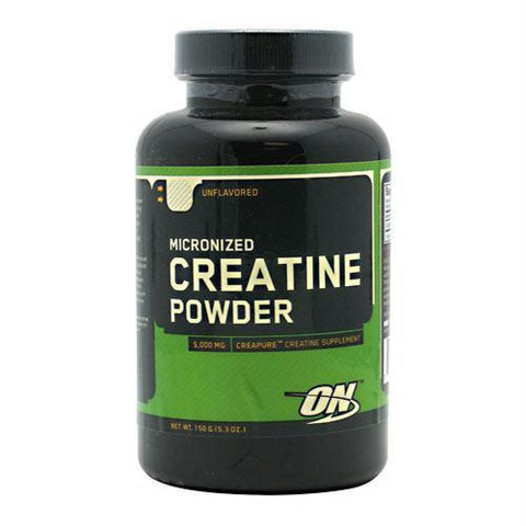 Optimum Nutrition Micronized Creatine Powder Unflavored - Unflavored / 150 g - Supplements