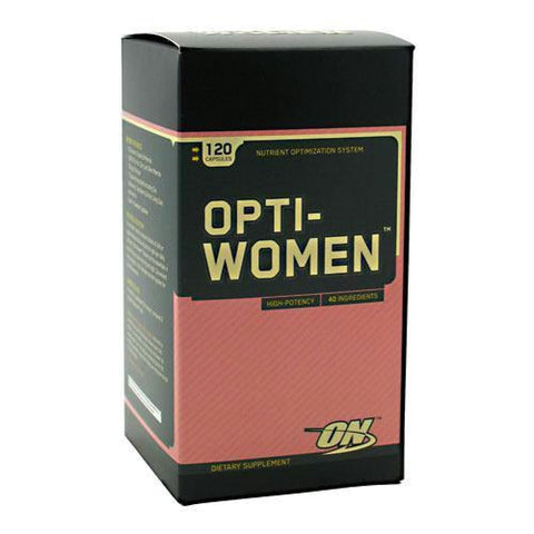 Optimum Nutrition Opti-Women - 120 ea - Supplements