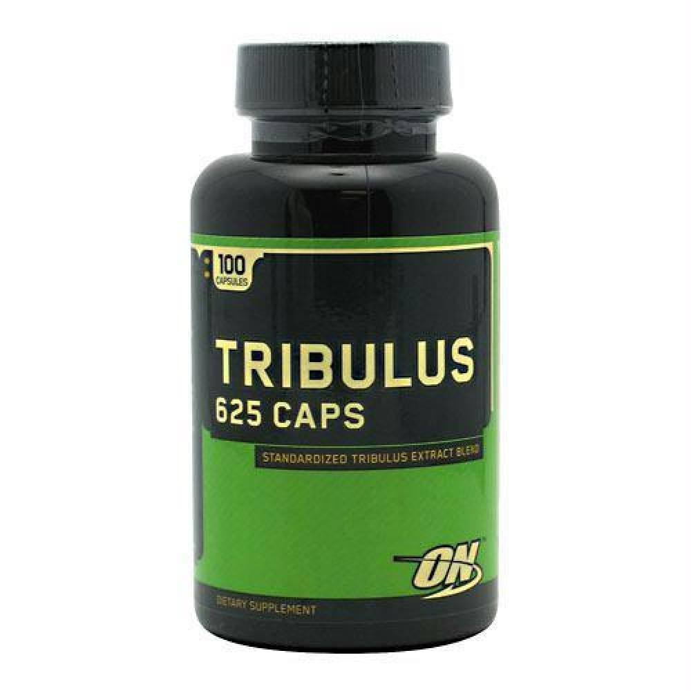 Optimum Nutrition Tribulus 625 Caps - 100 ea - Supplements