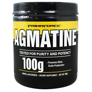 Primaforce Agmatine Unflavored - Unflavored / 133 ea - Supplements