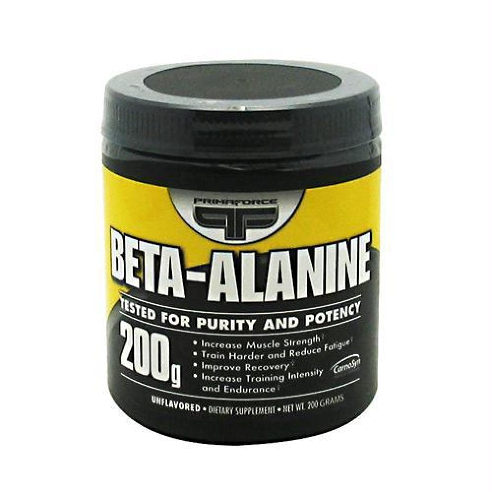 Primaforce Beta-Alanine Unflavored - 200 g / 100 ea - Supplements