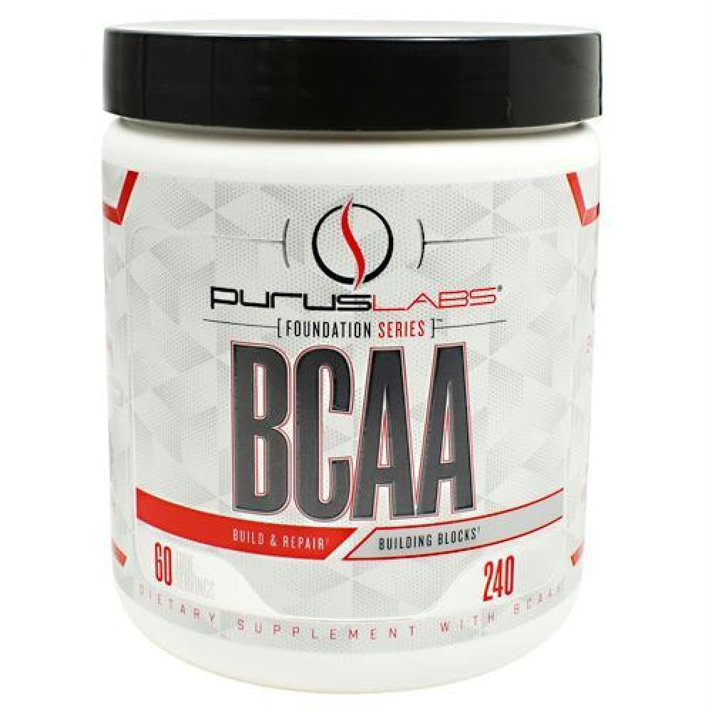 Purus Labs Foundation Series BCAA - 240 ea - Supplements
