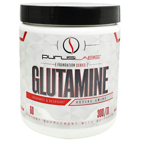 Purus Labs Foundation Series Glutamine - 60 ea - Supplements