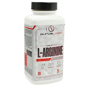 Purus Labs Foundation Series L-Arginine - 100 ea - Supplements
