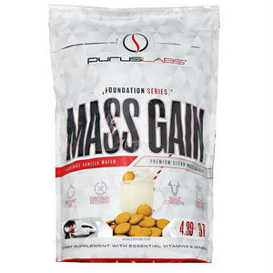 Purus Labs Foundation Series Mass Gain Homemade Vanilla Wafer - Homemade Vanilla Wafer / 14 ea - Supplements