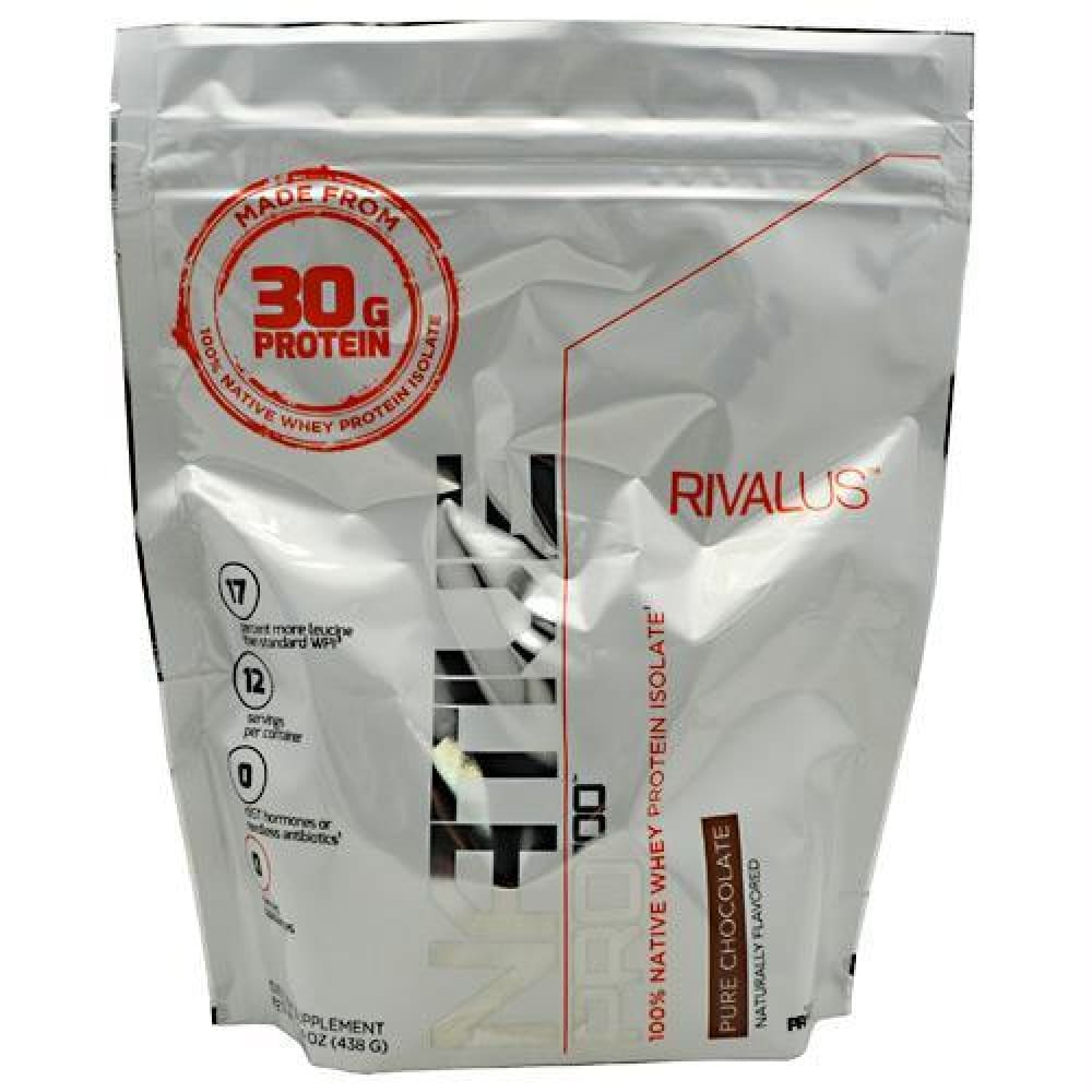 Rivalus Rivalus Native Pro 100 True Vanilla - Pure Chocolate / 1.27 kg - Supplements