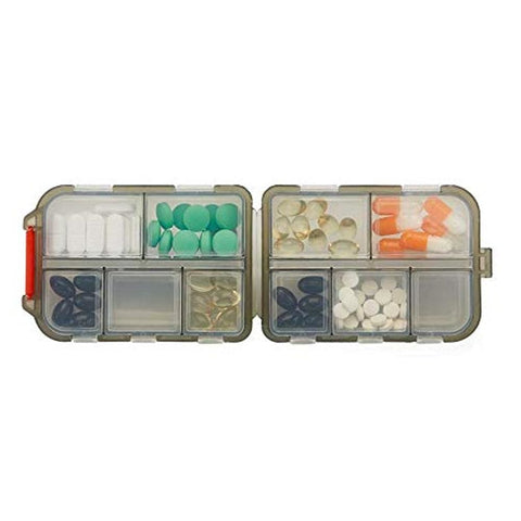 Image of Travel Pill Organizer Case