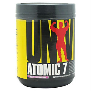 Universal Nutrition Atomic 7 Groovy Grape - Juicy Watermelon / 384 g - Supplements