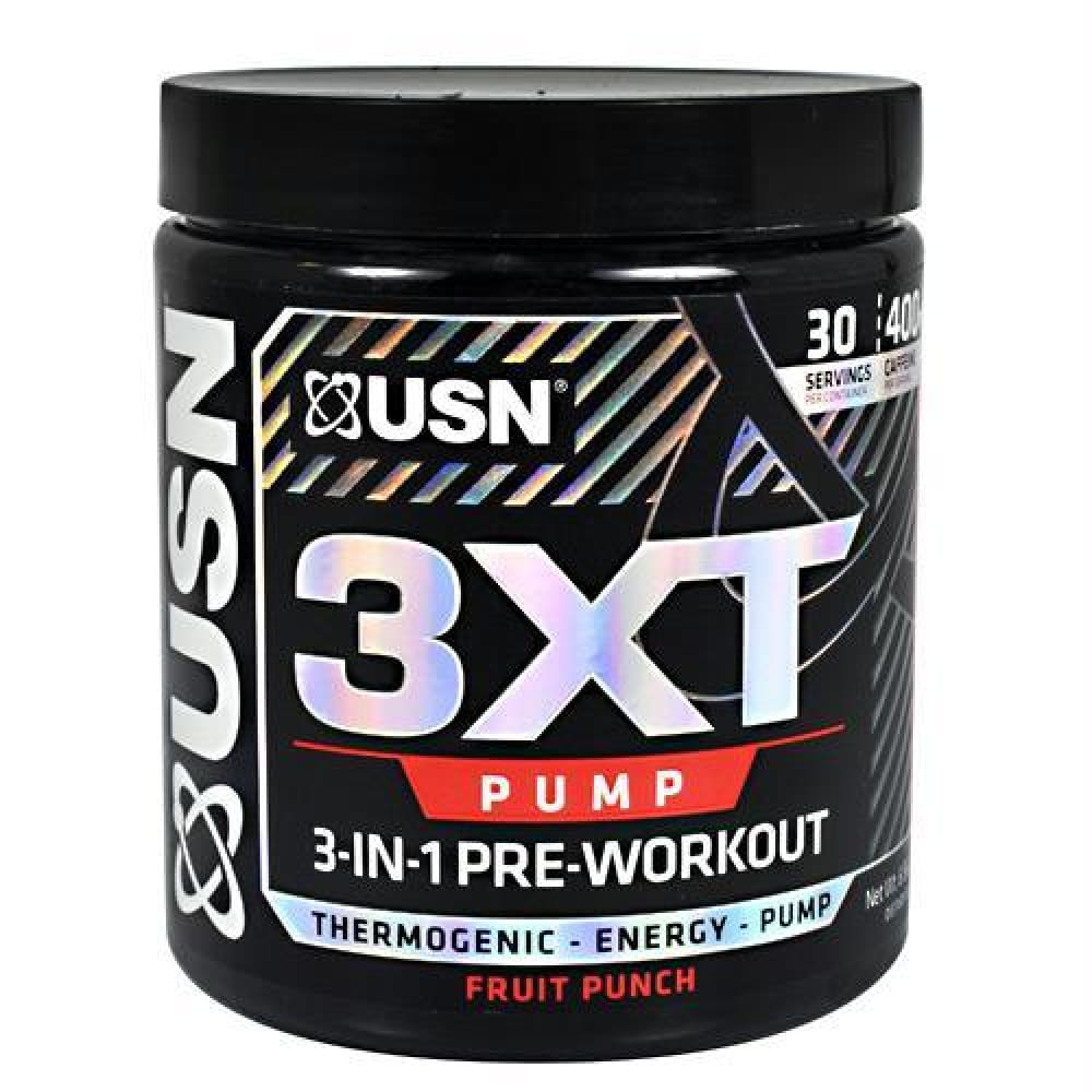 Usn Core Series 3XT Pump Pineapple Mango - Fruit Punch / 30 ea - Supplements