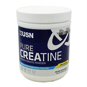 Usn Pure Creatine Unflavored - Unflavored / 60 ea - Supplements