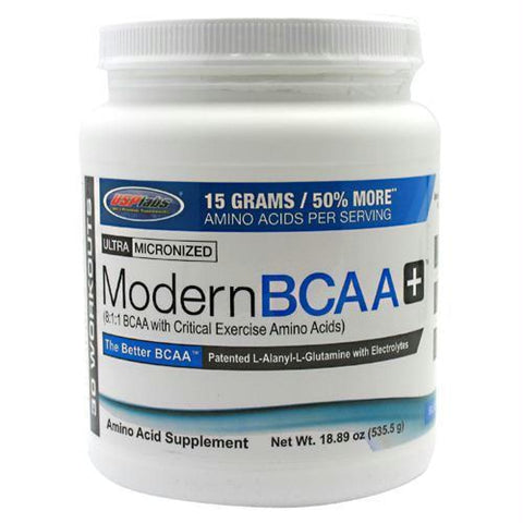 USP Labs Modern BCAA+ Watermelon - Blue Raspberry / 30 ea - Supplements