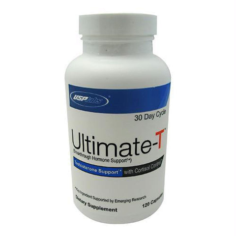 USP Labs Ultimate-T 120 Capsules - 120 Capsules / 60 ea - Supplements