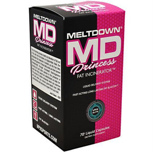 VPX Meltdown Princess - 72 ea - Supplements