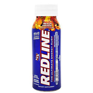 VPX Redline RTD Strawberry Lemonade - Peach Mango / 24 ea - Drinks