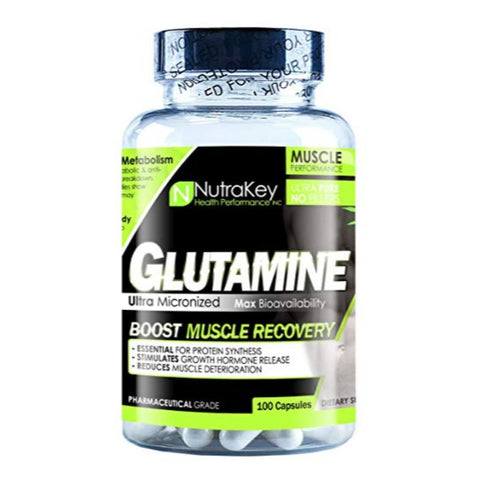 Image of Nutrakey L-Glutamine
