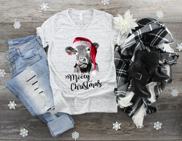 Mooey Christmas - Sublimation Transfer