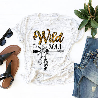 Wild Soul - Sublimation Transfer