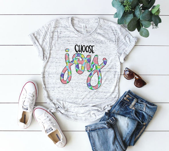 Choose Joy - Sublimation Transfer