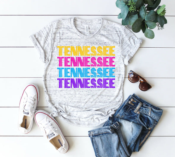 Tennessee - Sublimation Transfer