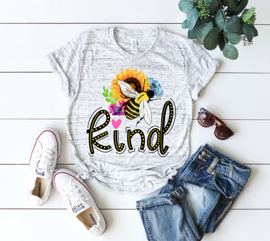 Bee Kind - Sublimation Transfer