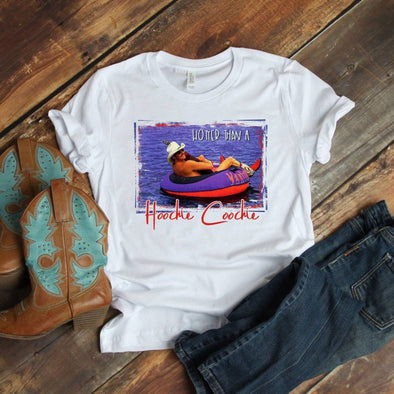 Hoochie Coochie - Sublimation Transfer
