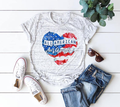 American Mama - Sublimation Transfer