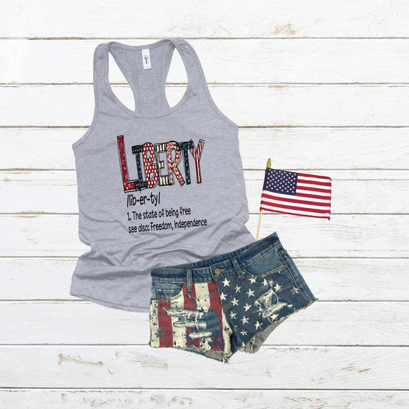 Liberty - Sublimation Transfer