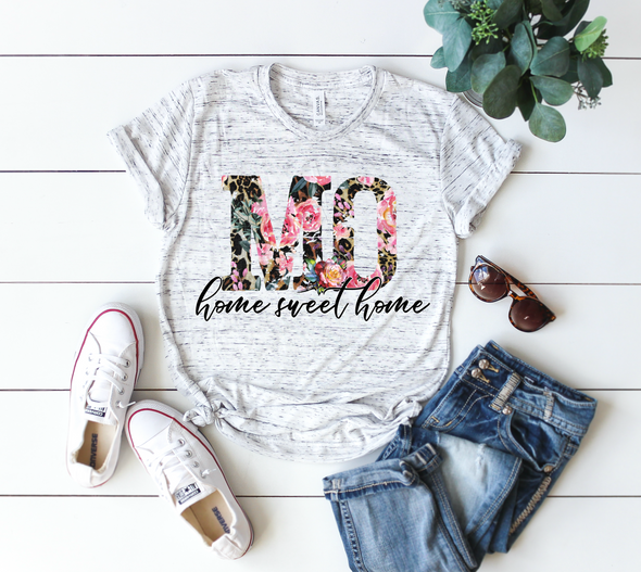 MO Home Sweet Home - Sublimation Transfer