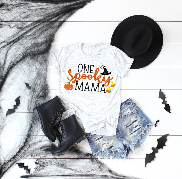 One Spooky Mama - Sublimation Transfer