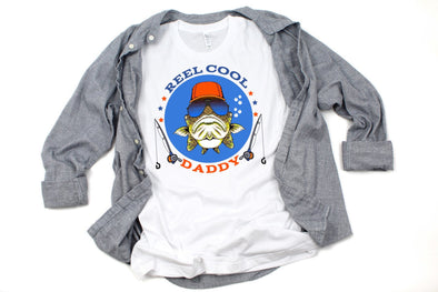 Reel Cool Daddy - Sublimation Transfer
